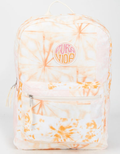 Pura Vida Patchwork Backpack