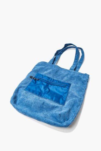 Zip Pocket Tote Bag