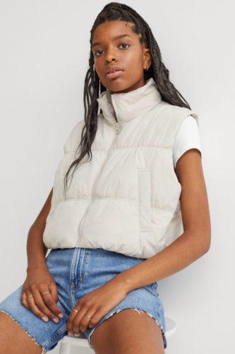 Crop Vest