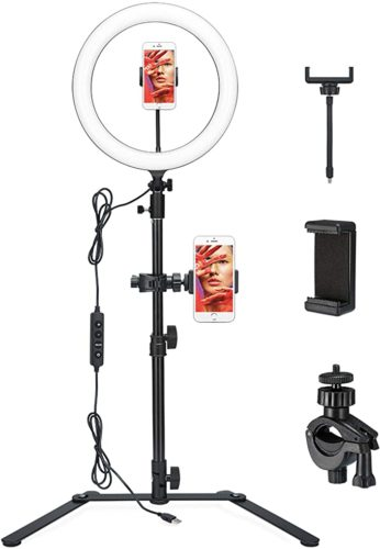 Gifts for college students - ring light