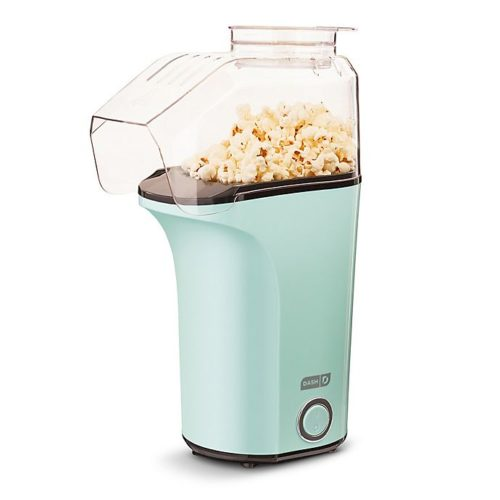 Seafoam miniature popcorn machine - gifts for college students