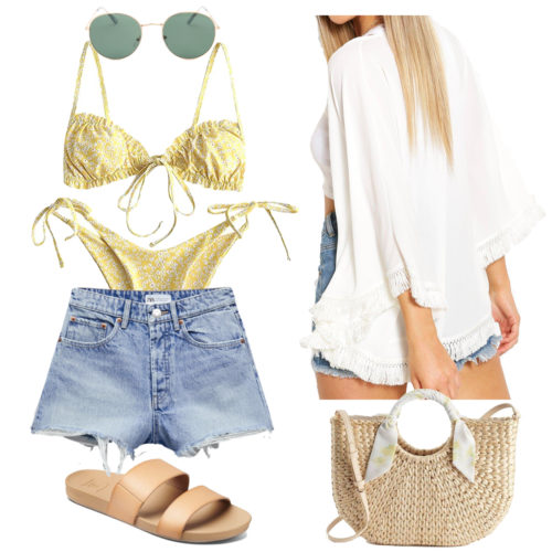 Beach Date Outfit