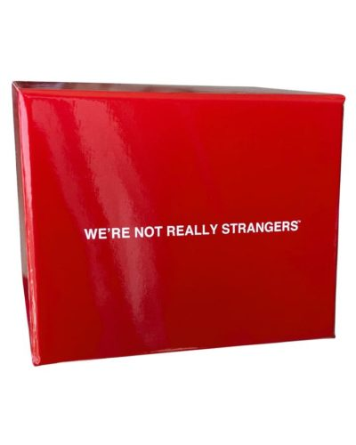 We're Not Really Strangers card game - gifts for college students