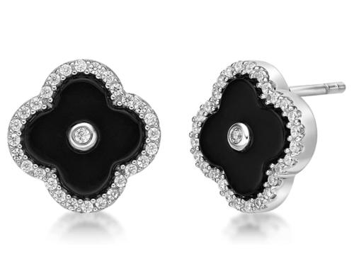 Flower earrings from Lavari