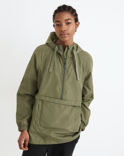 Packable Popover Raincoat