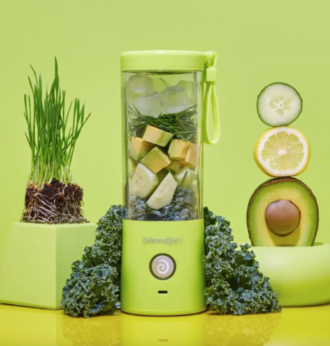 Blendjet portable personal-sized blender in green - gifts for college students