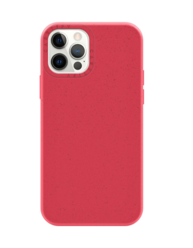 Compostable iphone case in pink