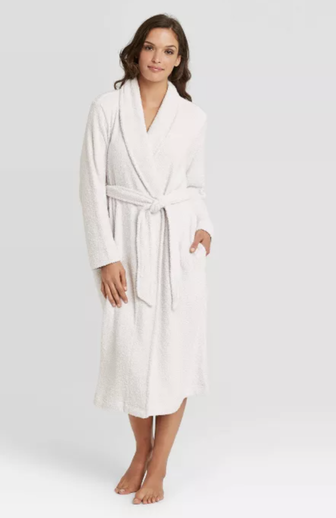 Fuzz robe - Christmas gift ideas for girls