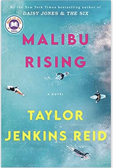 Book: Malibu Rising by Taylor Jenkins Reid
