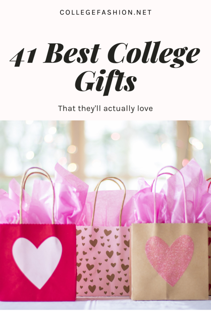 41 Best Gifts for College Students (that they'll actually love)
