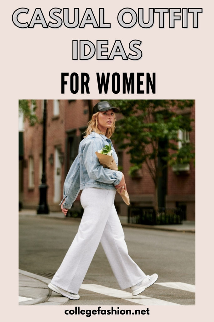 The best casual outfits for women