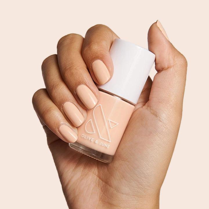 Olive and June KAG nail polish