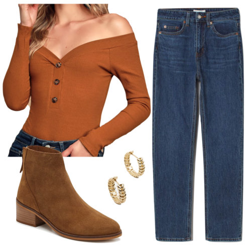 Casual Dinner Date Outfit