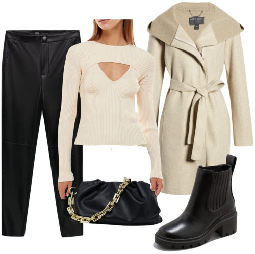 Cold Weather Date Outfit