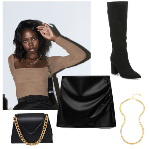 Going Out Date Outfit