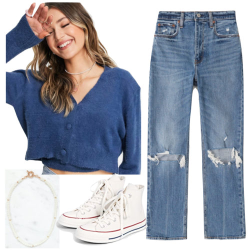 Movie Date Outfit