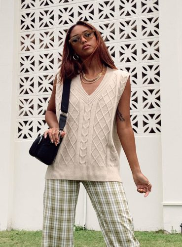 Fall fashion trends: Sweater vests - Photo of Princess Polly Sweater Vest