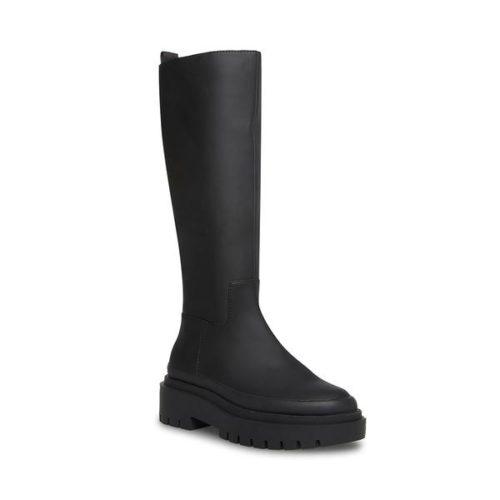 Steve Madden Rubber Knee High Boots