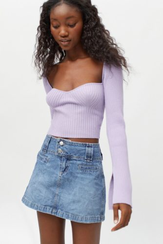Urban Outfitters Lilac Sweater Top
